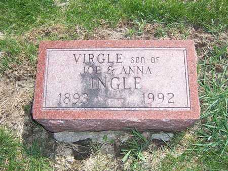 INGLE, VIRGLE - Keokuk County, Iowa | VIRGLE INGLE