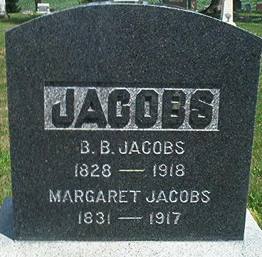 JACOBS, MARGARET - Keokuk County, Iowa | MARGARET JACOBS