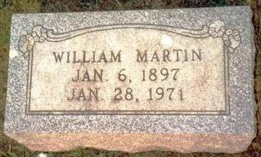 MARTIN, WILLIAM - Keokuk County, Iowa | WILLIAM MARTIN