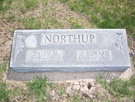 NORTHUP, J. EDWARD - Keokuk County, Iowa | J. EDWARD NORTHUP