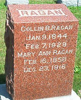 RAGAN, MARY ANN - Keokuk County, Iowa | MARY ANN RAGAN