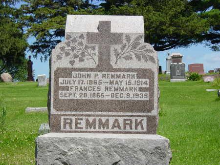 REMMARK, JOHN - Keokuk County, Iowa | JOHN REMMARK
