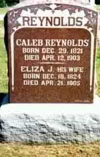REYNOLDS, ELIZA JANE - Keokuk County, Iowa | ELIZA JANE REYNOLDS