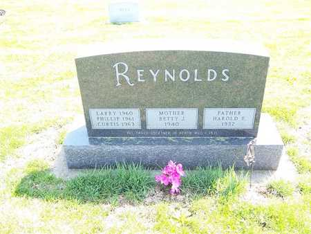 REYNOLDS, LARRY - Keokuk County, Iowa | LARRY REYNOLDS