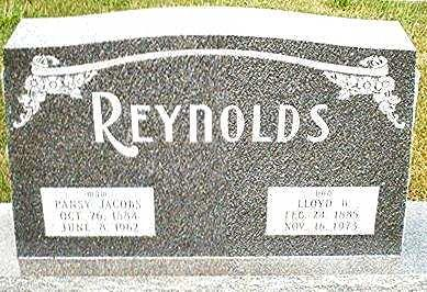 REYNOLDS, LLOYD - Keokuk County, Iowa | LLOYD REYNOLDS