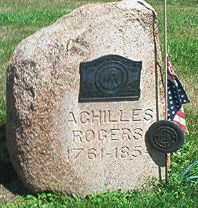 ROGERS, ACHILLES - Keokuk County, Iowa | ACHILLES ROGERS