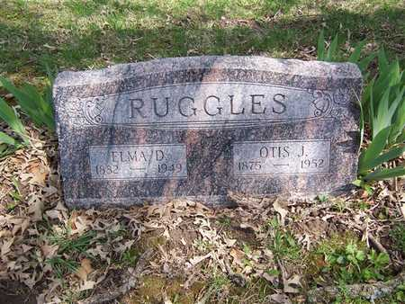 RUGGLES, ELMA D. - Keokuk County, Iowa | ELMA D. RUGGLES