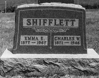 SHIFFLETT, EMMA - Keokuk County, Iowa | EMMA SHIFFLETT