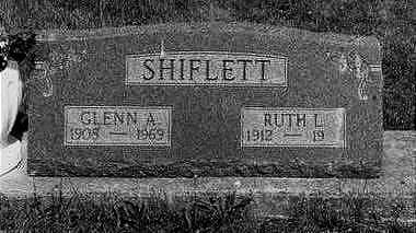 SHIFLETT, GLENN - Keokuk County, Iowa | GLENN SHIFLETT