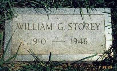 STOREY, WILLIAM GERALD - Keokuk County, Iowa | WILLIAM GERALD STOREY