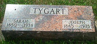TYGART, JOSEPH - Keokuk County, Iowa | JOSEPH TYGART