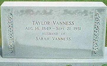 VANNESS, TAYLOR - Keokuk County, Iowa | TAYLOR VANNESS