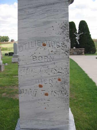 GRIENER VOGEL, OTILDA - Keokuk County, Iowa | OTILDA GRIENER VOGEL