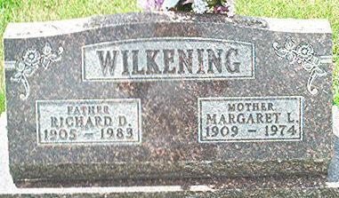 WILKENING, MARGARET L. - Keokuk County, Iowa | MARGARET L. WILKENING