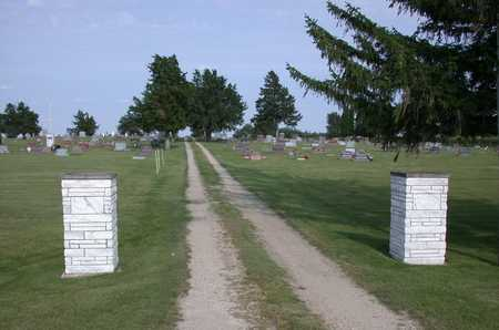 BUFFALO TOWNSHIP, CEMETERY - Kossuth County, Iowa | CEMETERY BUFFALO TOWNSHIP