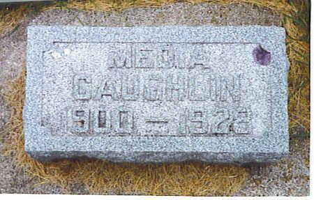 CAUGHLIN, MEDIA - Kossuth County, Iowa   MEDIA CAUGHLIN
