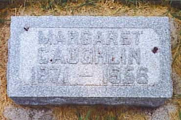 CAUGHLIN, MARGARET - Kossuth County, Iowa | MARGARET CAUGHLIN