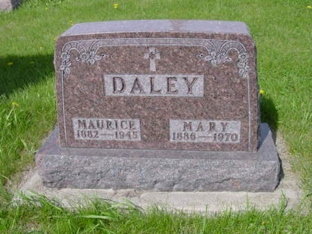 DALEY, MARY - Kossuth County, Iowa | MARY DALEY