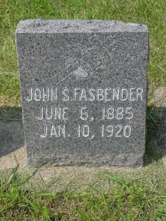FASBENDER, JOHN S. - Kossuth County, Iowa | JOHN S. FASBENDER