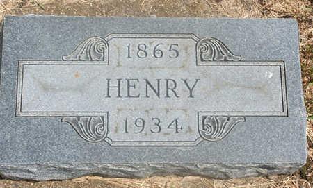 GOEKE, HENRY - Kossuth County, Iowa | HENRY GOEKE