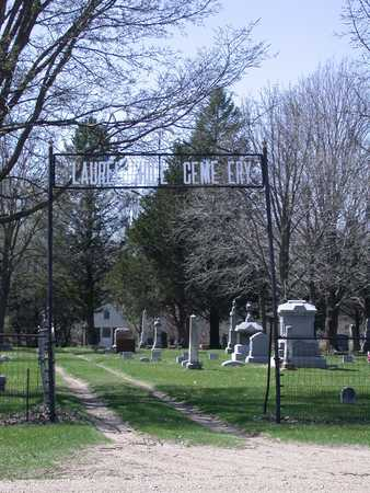 LAUREL HILL, CEMETERY - Kossuth County, Iowa | CEMETERY LAUREL HILL