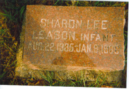 LEASON, SHARON LEE - Kossuth County, Iowa | SHARON LEE LEASON