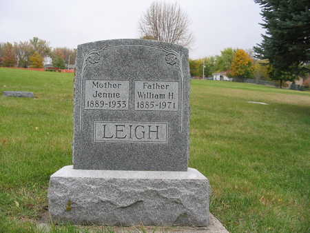 LEIGH, WILLIAM - Kossuth County, Iowa | WILLIAM LEIGH