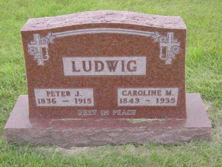 LUDWIG, CAROLINE M. - Kossuth County, Iowa | CAROLINE M. LUDWIG