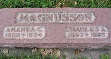 MAGNUSSON, AMANDA - Kossuth County, Iowa | AMANDA MAGNUSSON