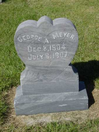 MEYER, GEORGE A. - Kossuth County, Iowa | GEORGE A. MEYER