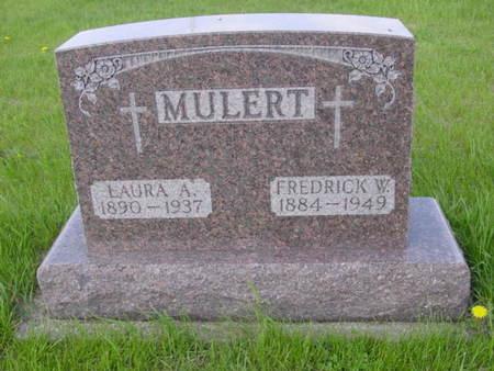 MULERT, LAURA A. - Kossuth County, Iowa | LAURA A. MULERT