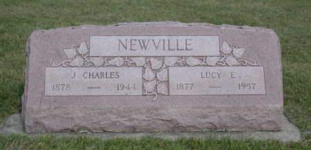 NEWVILLE, LUCY - Kossuth County, Iowa | LUCY NEWVILLE