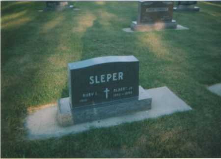 SLEPER, RUTH - Kossuth County, Iowa | RUTH SLEPER