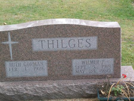THILGES, WILMER P. - Kossuth County, Iowa | WILMER P. THILGES
