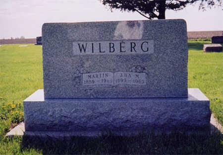 JOHANNESEN WILBERG, EDA MATILDE - Kossuth County, Iowa | EDA MATILDE JOHANNESEN WILBERG