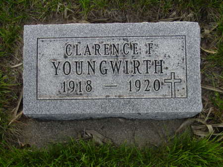 YOUNGWIRTH, CLARENCE F. - Kossuth County, Iowa | CLARENCE F. YOUNGWIRTH