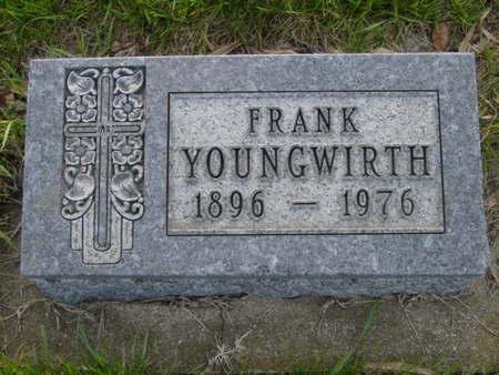 YOUNGWIRTH, FRANK - Kossuth County, Iowa | FRANK YOUNGWIRTH