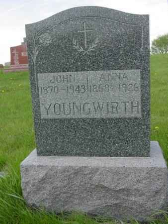 YOUNGWIRTH, ANNA - Kossuth County, Iowa | ANNA YOUNGWIRTH