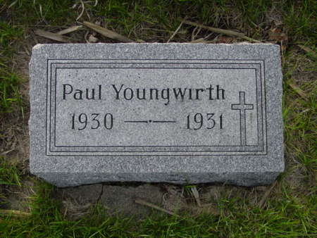 YOUNGWIRTH, PAUL - Kossuth County, Iowa | PAUL YOUNGWIRTH