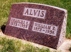 ALVIS, WILLIAM E - Lee County, Iowa | WILLIAM E ALVIS