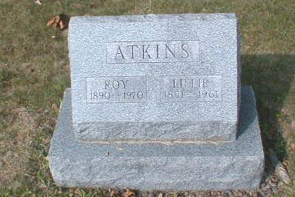 ATKINS, LILLIE - Lee County, Iowa | LILLIE ATKINS