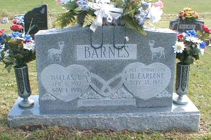 BARNES, DALLAS E. - Lee County, Iowa | DALLAS E. BARNES