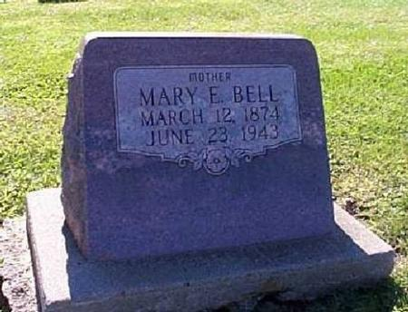 BELL, MARY E. - Lee County, Iowa | MARY E. BELL