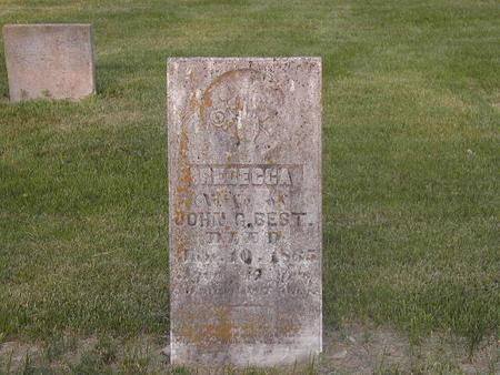 ARNOLD BEST, REBECCA - Lee County, Iowa | REBECCA ARNOLD BEST