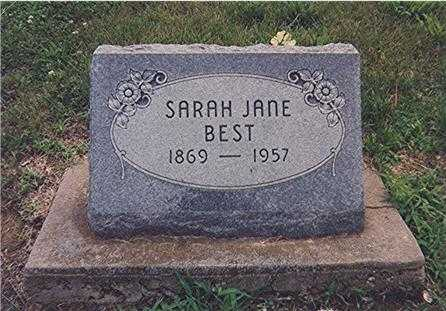 BEST, SARAH - Lee County, Iowa | SARAH BEST