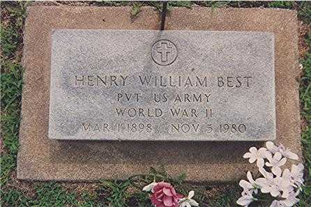 BEST, WILLIAM HENRY (MIKE) - Lee County, Iowa | WILLIAM HENRY (MIKE) BEST