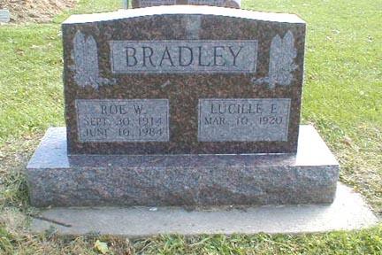 BRADLEY, LUCILLE E. - Lee County, Iowa | LUCILLE E. BRADLEY