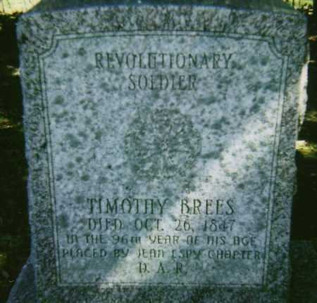 BREES, TIMOTHY - Lee County, Iowa | TIMOTHY BREES
