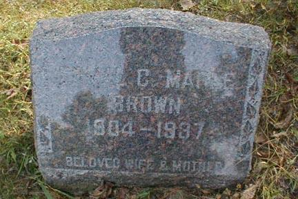 BROWN, ERMAL C. - Lee County, Iowa | ERMAL C. BROWN
