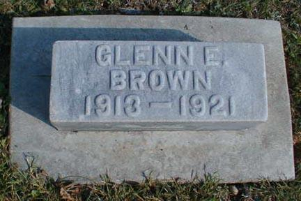 BROWN, GLENN E. - Lee County, Iowa | GLENN E. BROWN